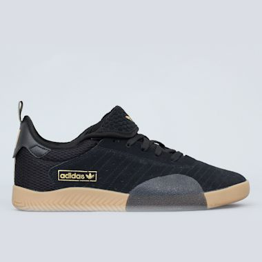 adidas 3ST.003 Shoes Core Black / Gold Metallic / Core Black