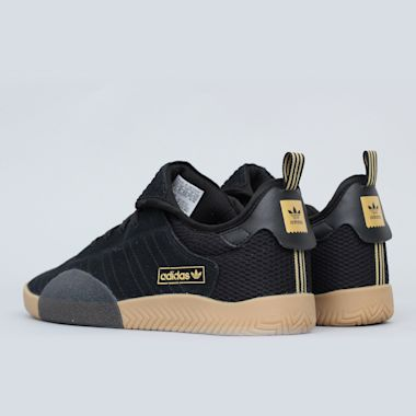 Second view of adidas 3ST.003 Shoes Core Black / Gold Metallic / Core Black