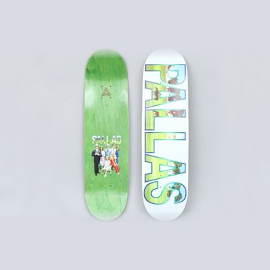 Palace 8.6 Pallas Skateboard Deck