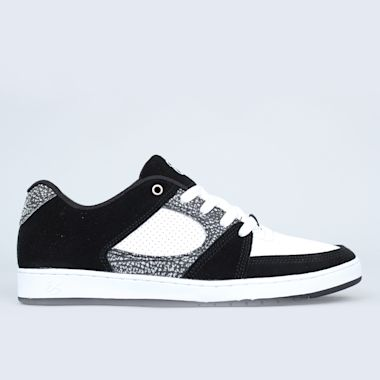 eS Accel Slim Shoes Black / Grey / White
