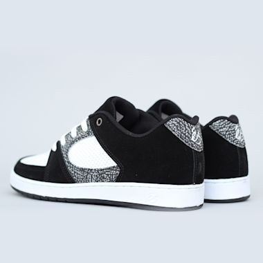 Second view of eS Accel Slim Shoes Black / Grey / White