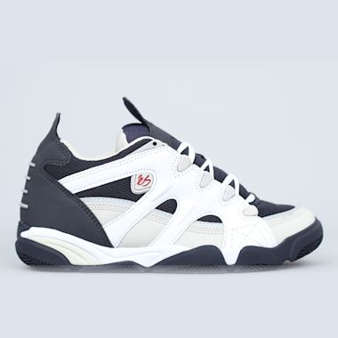 eS Scheme Shoes White / Grey / Navy