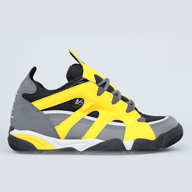 eS Scheme Shoes Grey / Black / Yellow