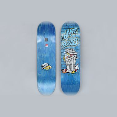 Polar 8.125 Dane Brady Trash Can Skateboard Deck