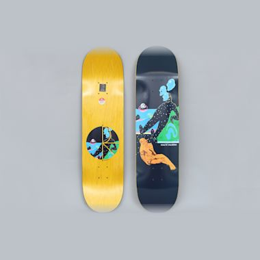 Polar 7.785 Hjalte Halberg Spaced Out Skateboard Deck