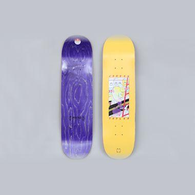 WKND 8.18 Taylor Chameleon Skateboard Deck
