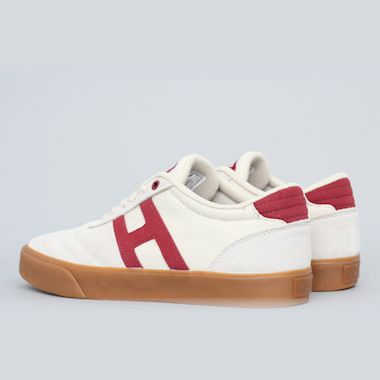 Second view of HUF Galaxy Shoes Bone