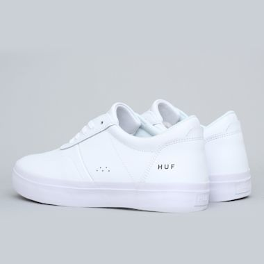 Second view of HUF Cromer 2 Shoes White