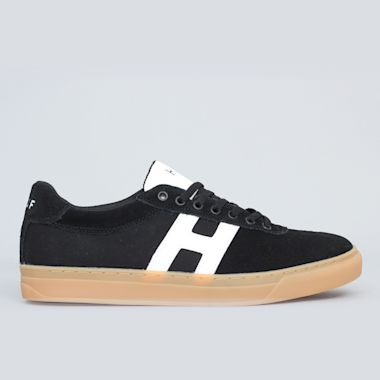 HUF Soto Shoes Black / White / Gum