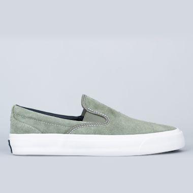 Converse One Star CC Slip Shoes Field Surplus / Black