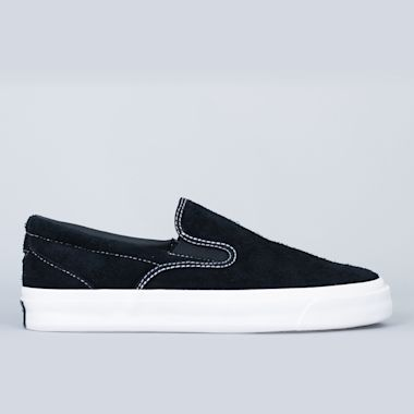 Converse One Star CC Slip Shoes Black / Black / White