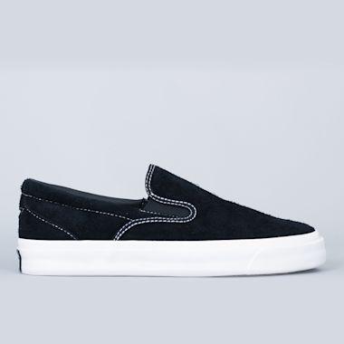 Converse One Star CC Slip Shoes Black / Black / White