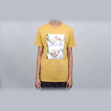 DC Kalis T-Shirt Yellow