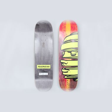 Madness 8.375 Head Peel Skateboard Deck