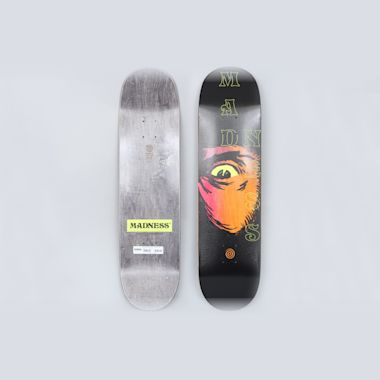 Madness 8.25 Eye Of The Beholder Skateboard Deck