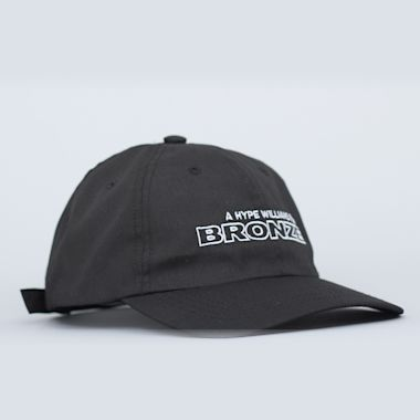 Bronze Hype Cap Black