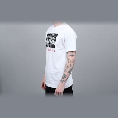 Second view of Bronze Eyes T-Shirt White