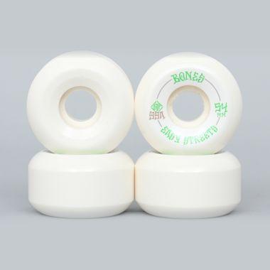 Bones 54mm 99A STF Easy Streets V5 Wheels White