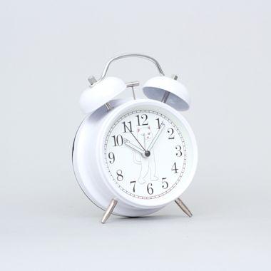 RIPNDIP Fucking Late Custom Alarm Clock White