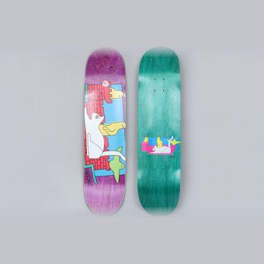 Krooked 8.06 Cromer Kat Skateboard Deck