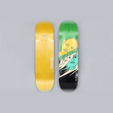 Krooked 8.25 Sebo Face Off Skateboard Deck