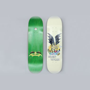 Anti Hero 8.4 Taylor We Fly Skateboard Deck Bone