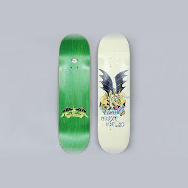 Anti Hero 8.4 Taylor We Fly Skateboard Deck Bone