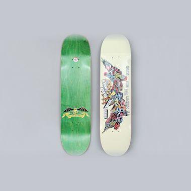 Anti Hero 8.06 Daan We Fly Skateboard Deck Bone