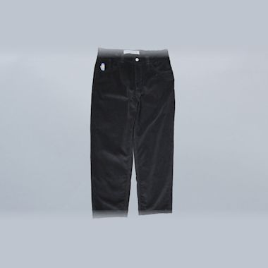 Second view of Polar 93 Cords Pants Black