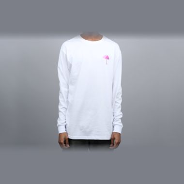 Helas King Longsleeve T-Shirt White