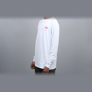 Second view of Helas King Longsleeve T-Shirt White