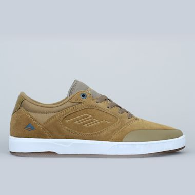 Emerica Dissent Shoes Khaki