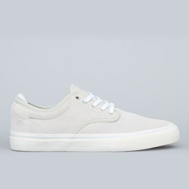 Emerica Wino G6 Shoes White / White / White