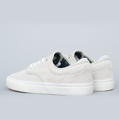 Second view of Emerica Wino G6 Shoes White / White / White
