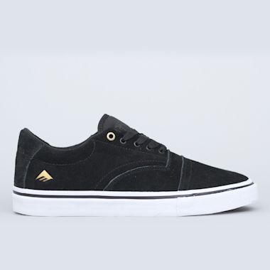 Emerica Provider Shoes Black / White / Gold
