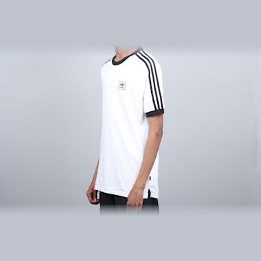 Second view of adidas Cali BB T-Shirt White / Black