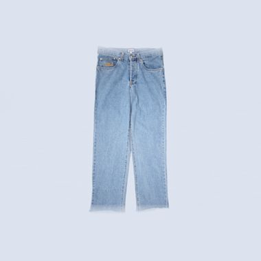 Second view of Blind Jeans Indigo Stone Wash