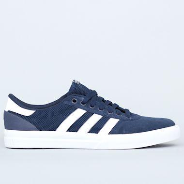 adidas Lucas Premiere Shoes Collegiate Navy / Footwear White / Footwear White