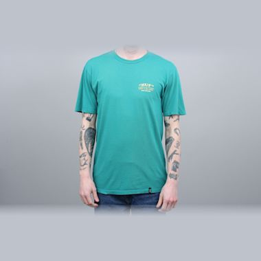 Second view of HUF Hot & Ready T-Shirt Deep Jungle