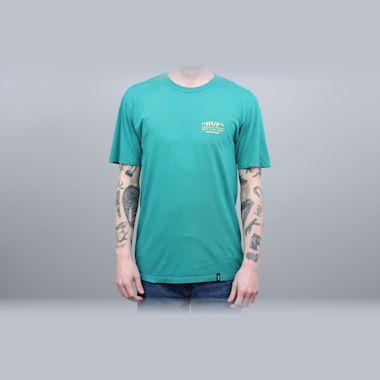 Second view of HUF Hot & Ready T-Shirt Deep Jungle