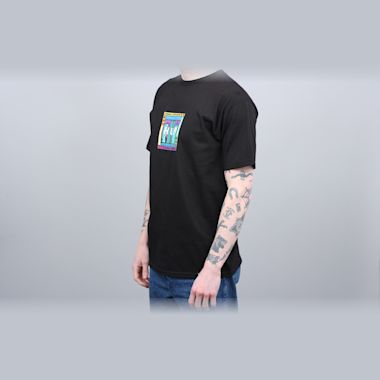 Second view of HUF Gift Shop Box Logo T-Shirt Black