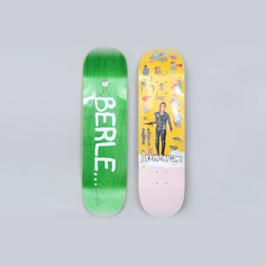 Fucking Awesome 8.5 Berle Social Studies Skateboard Deck