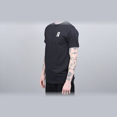 Second view of Fucking Awesome Fear T-Shirt Black