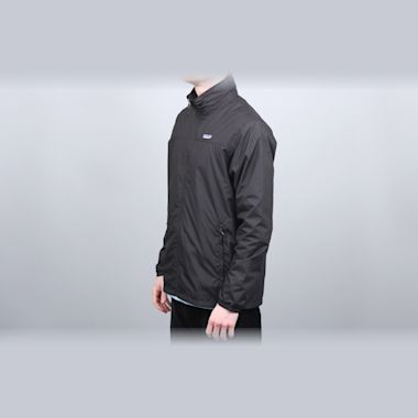 Second view of Patagonia Light & Variable Jacket Ink Black