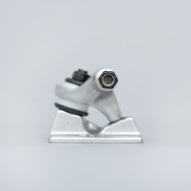 Second view of ACE 03 Skateboard Truck Raw Silver