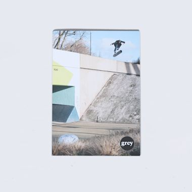 Grey Skate Mag Volume 5 Issue 1