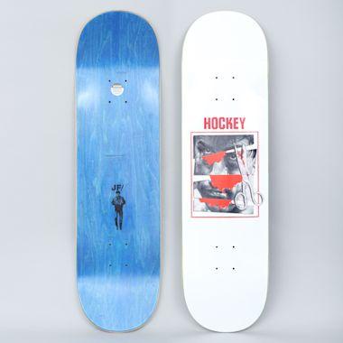Hockey 8.5 John Fitzgerald Cut Skateboard Deck