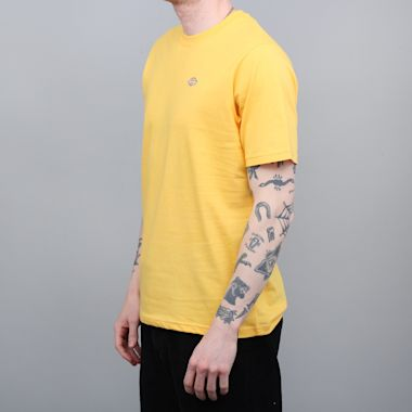 Second view of Dickies Stockdale T-Shirt Custard