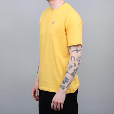 Second view of Dickies Stockdale T-Shirt Custard