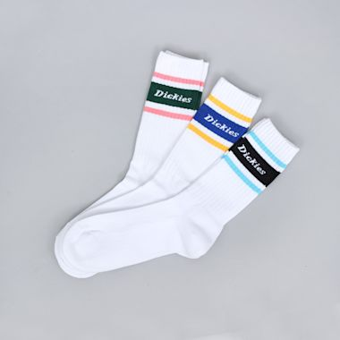 Dickies Madison Heights Socks Assorted 2 (3 Pack)